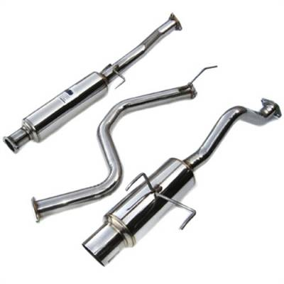 Invidia - Invidia Cat-Back Exhaust