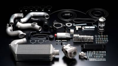 Forced Induction - Superchargers - HKS - HKS GT Supercharger System