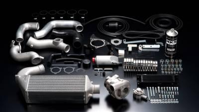 HKS - HKS GT Supercharger System