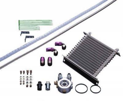 Cooling - Oil Coolers - HKS - HKS Oil Cooler Kit