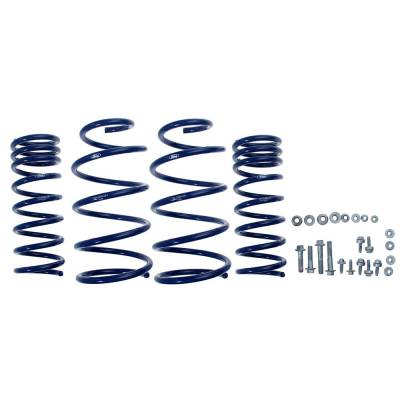 Suspension Components - Lowering Springs - Ford Racing  - Ford Racing Lowering Springs