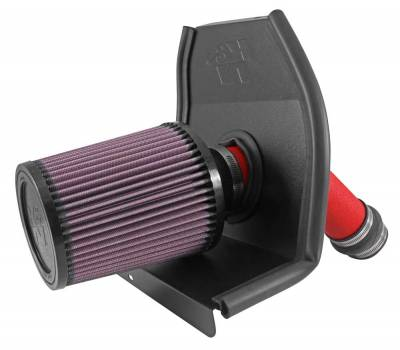 K&N - K&N Performance Air Intake