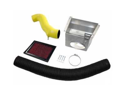 mountune - mountune Full Induction Upgrade Kit Yellow
