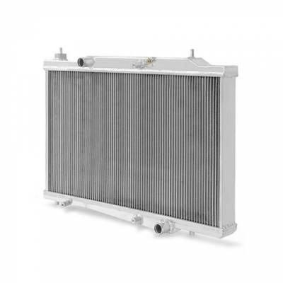 Cooling - Radiators - Mishimoto - Mishimoto Radiator and Fan Shroud Assembly