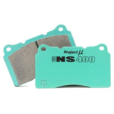 Project Mu - Project Mu NS400 Brake Pads Front