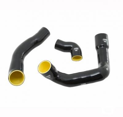 Forced Induction - Induction Hose - mountune - mountune Silicone Boost Hose Kit Black