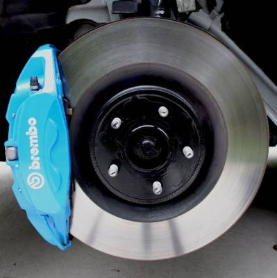 Ford Racing  - Ford Racing Performance Front RS Brake Upgrade Kit