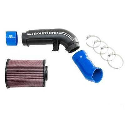 Forced Induction - Induction Hose - mountune - mountune High Flow Induction Kit