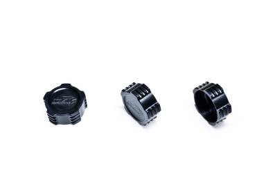 INTERIOR - Gauges - SMY Performance - SMY SI Knob Delrin Black