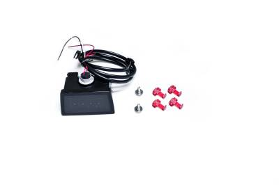 SMY Performance - SMY Rear Brake / Reverse LED Light Kit Smoke