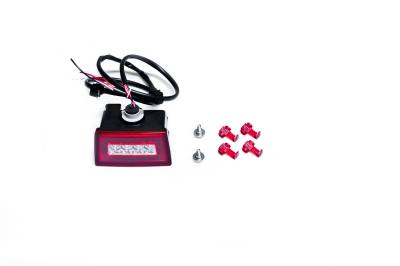 SMY Performance - SMY Rear Brake / Reverse LED Light Kit Red