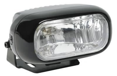 RACING EQUIPMENT - Hella - Hella Optilux 1450 12V Rectangular Fog Lamp Kit