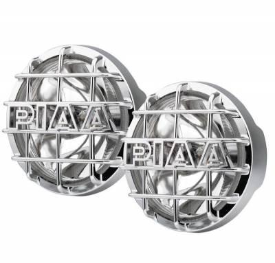 PIAA - PIAA 520 Chrome SMR Driving Xtreme White Plus Halogen Lamp Kit - Image 1