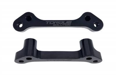 Brakes - Brake Accessories - Torque Solution - Torque Solution Rear Brake Caliper Adapter
