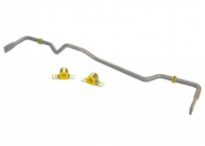 SUSPENSION - Whiteline - Whiteline Rear Sway Bar 24mm Adjustable