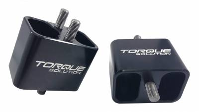 Engine Components - Motor Mounts - Torque Solution - Torque Solution Solid Billet Engine Mounts
