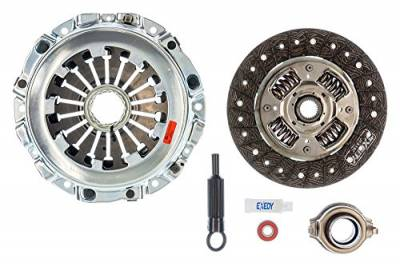 Exedy - Exedy Stage 1 Heavy Duty Organic Disc Clutch Kit
