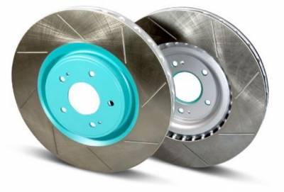 Project Mu - Project Mu CLUB RACER Front Brake Rotors (Pair)