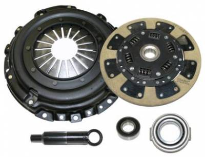 Competition Clutch - Competition Clutch Stage 3 Full Face Dual Friction Clutch Kit
