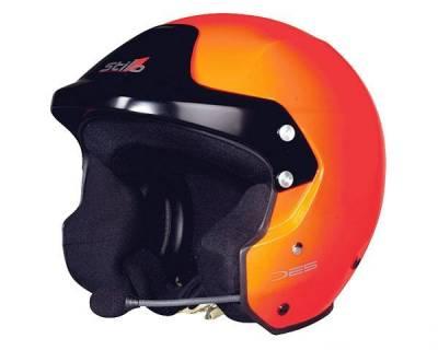Stilo - Stilo Trophy Jet DES Offshore Helmet