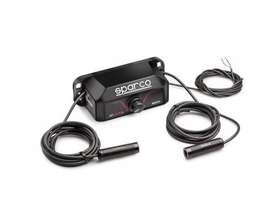 Race Gear - Intercom Systems - Sparco - Sparco IS-120N Professional Intercom Box