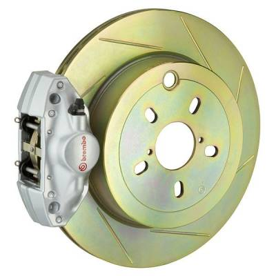 Brembo - Brembo GT 316MM Big Brake Kit Slotted Rear - Image 3
