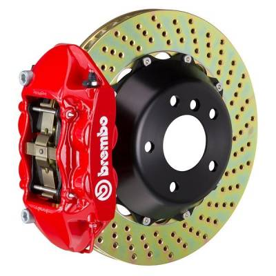 Brembo - Brembo GT 355MM Big Brake Kit Drilled Front - Image 2