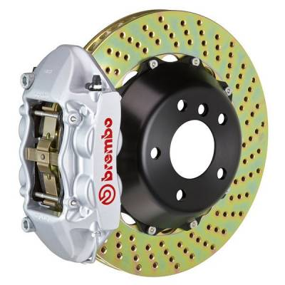 Brembo - Brembo GT 355MM Big Brake Kit Drilled Front - Image 3
