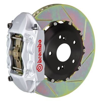 Brembo - Brembo GT 355MM Big Brake Kit Slotted Rear - Image 3