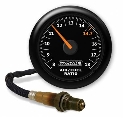 INTERIOR - Gauges - Innovate Motorsports - Innovate Motorsports MTX-AL Analog Air/Fuel Ratio Gauge Kit