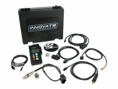 INTERIOR - Gauges - Innovate Motorsports - Innovate Motorsports LM-2 Wideband Standard Kit Single Channel