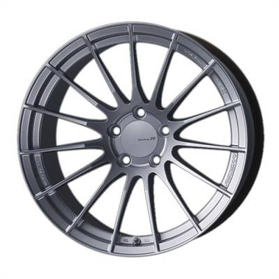 EXTERIOR - Wheels - Enkei - Enkei RS05-RR 18x10.5 5x114.3 +15mm Sparkle Silver