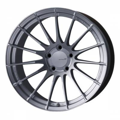 Wheels - Wheels - Enkei - Enkei RS05-RR 18x9.5 5x100 +43mm Sparkle Silver