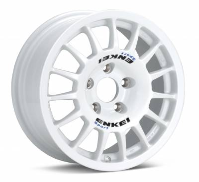 RACING EQUIPMENT - Rally Equipment - Enkei - Enkei RC-G4 White 15x7