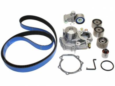 Engine Components - Timing Belts - Gates - Gates Racing Timing Belt Kit w/ Water Pump