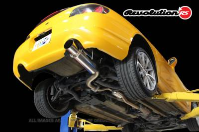 GReddy - GReddy RS 76MM Catback Exhaust - Image 2