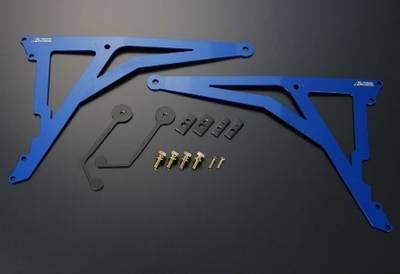J's Racing - J's Racing Front Inner Fender Brace