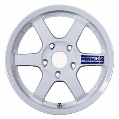 Rally Equipment - Wheels - Rays - Volk Racing TE37 Gravel Wheel 15x6.5 5x114.3 40mm