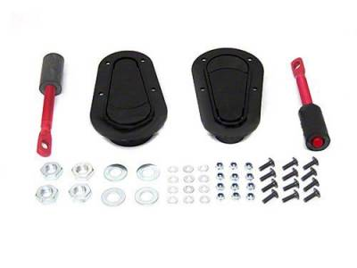 Aero - Body Accessories - Aerocatch - Aerocatch Flush Hood Fasteners