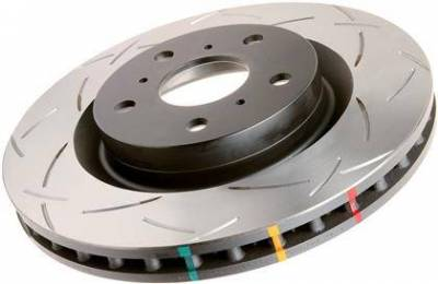 Disc Brakes Australia - DBA 4000 Series T-Slot Slotted Rotor Single Front - Image 2