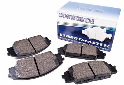 SUSPENSION - Brakes - Cosworth - Cosworth Streetmaster Brake Pads Front