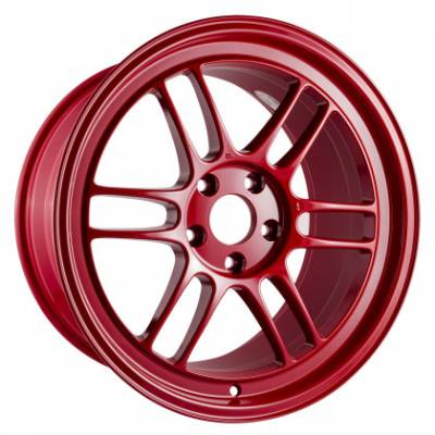 Enkei - Enkei Red RPF1 18x9.5 5x114.3 +38mm