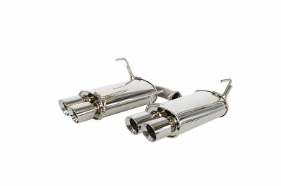 GrimmSpeed - GrimmSpeed Cat Back Exhaust System - Subaru WRX/STI 2011+ - Image 2