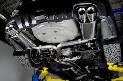 GrimmSpeed - GrimmSpeed Cat Back Exhaust System - Subaru WRX/STI 2011+ - Image 3