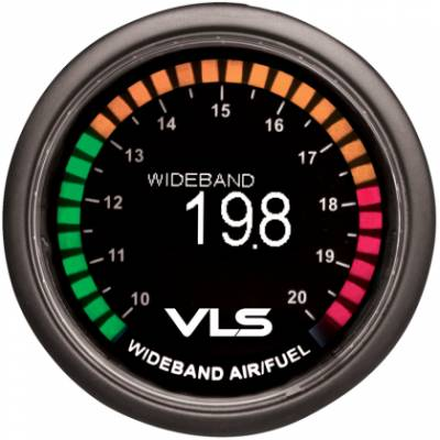 Gauges - Air & Fuel - Tanabe - Tanabe VLS A/F Wideband 52mm