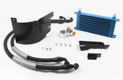 GReddy - GReddy Oil Cooler Kit