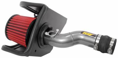 AEM Induction - AEM 17-18 Honda Civic Si 1.5L Cold Air Intake Gunmetal - Image 2