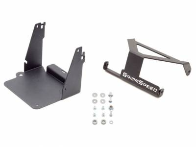 GrimmSpeed - GrimmSpeed Lightweight Battery Mount - Image 1