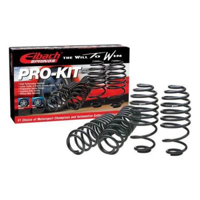 Suspension Components - Lowering Springs - Eibach - Eibach Pro-Kit Lowering Springs