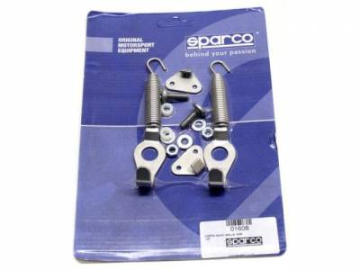Race Gear - Accessories  - Sparco - Sparco Spring Latch Quick Release Set